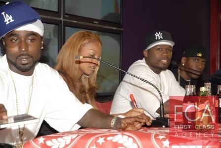 50 Cent feat. Olivia 9